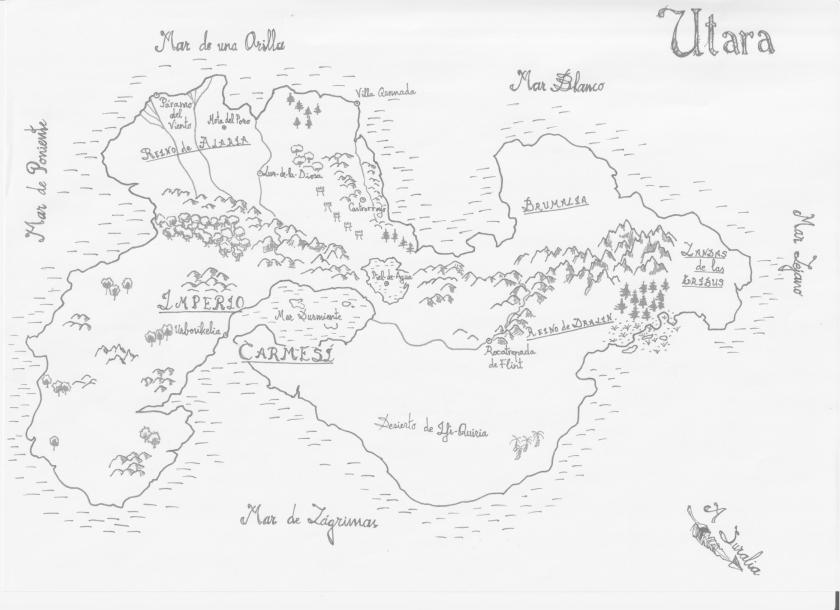 Mapa Utara